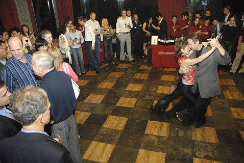 Alamos Catena wines presentation