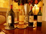 Cheval Blanc 2001, Yquem 1986