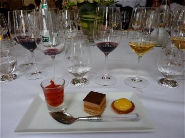 à Cheval Blanc 2011