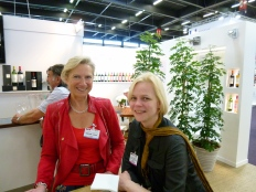 Mme Lurton, Liliane Cardinal, Vinexpo