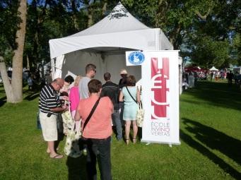 ÉIVV au Festival de Terrebonne