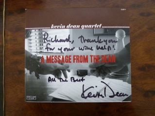 Kevin Dean Jazz Trumpet