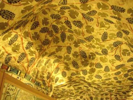 Sennefer TT96 Tombe aux vignes vers - 1425 Av Jc