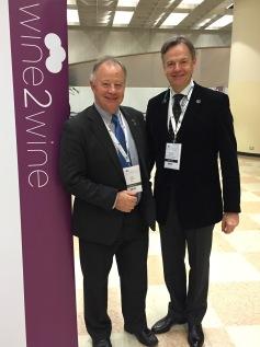 CEO SET Ian Harris & Richard Sagala